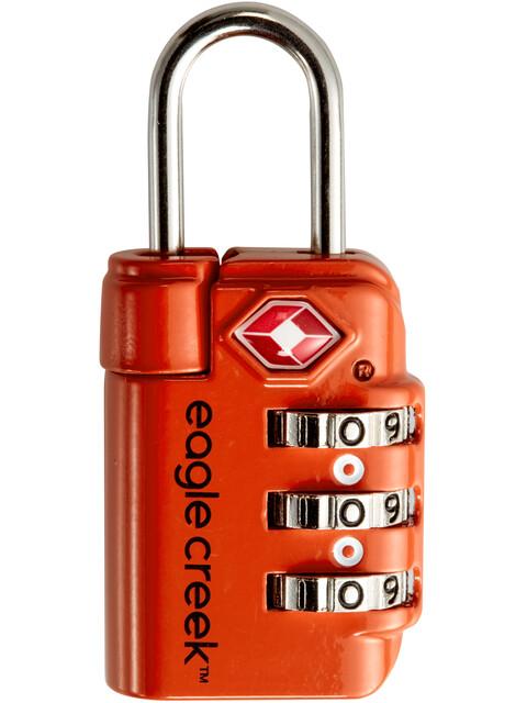 Eagle Creek Travel Safe TSA Lock flame orange